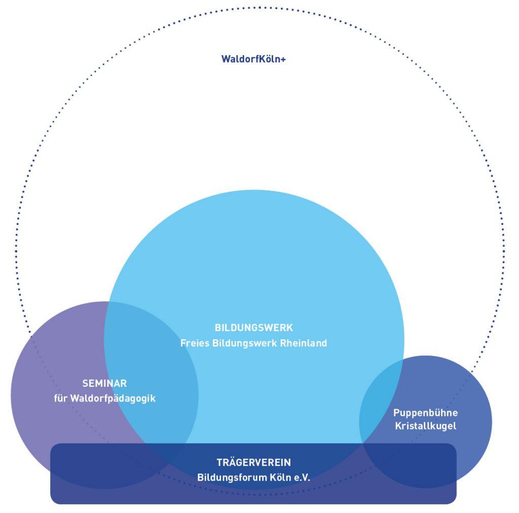 Struktur des Freien Bildungswerk Köln